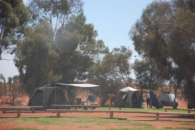 キャンプグラウンド