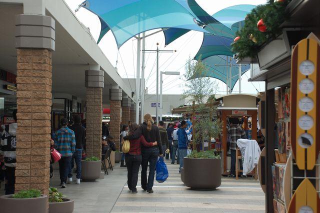 ミッションバレーショッピングセンター