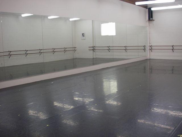 サンディエゴのバレースタジオ