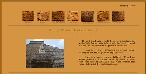 Mayan Healing Hands